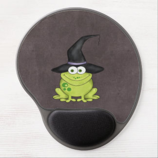 Halloween Frog Gel Mouse Pad
