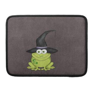 Halloween Frog MacBook Pro Sleeve