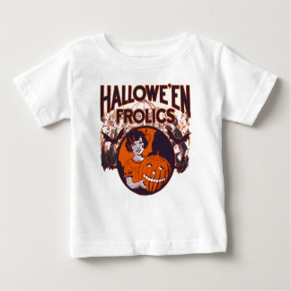 Halloween Frolic vintage T Shirts