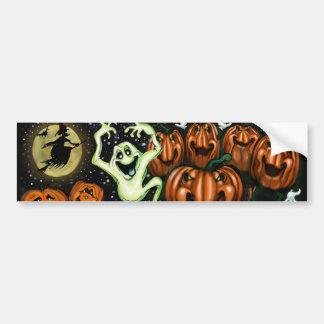 Halloween Fun Bumper Sticker