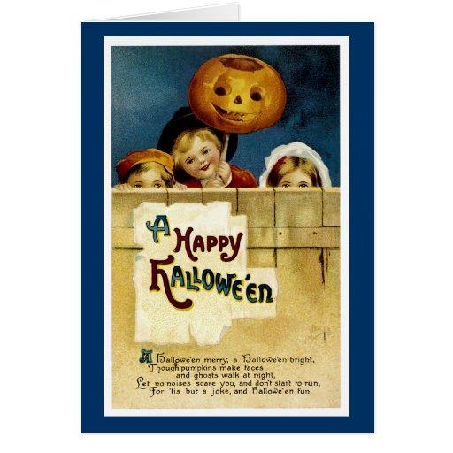 Halloween Fun Cards