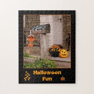 'Halloween Fun' Jigsaw Puzzle