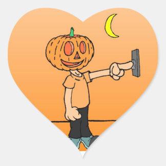 Halloween fun stickers