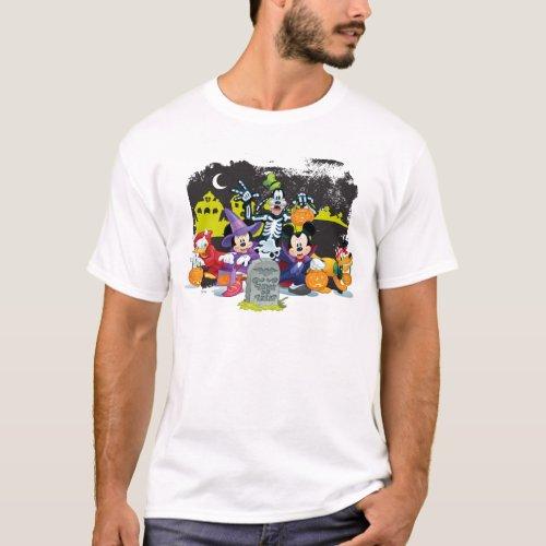 Halloween Fun with Friends T_Shirt