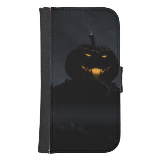 Halloween Funda Tipo Billetera Para Galaxy S4