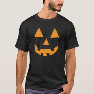Halloween funny  jack o' lantern pumpkin T-Shirt