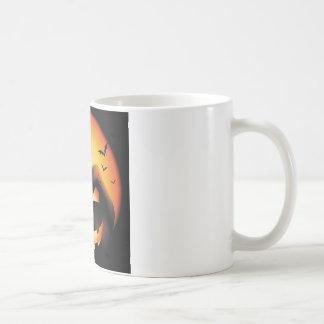 halloween funny classic white coffee mug