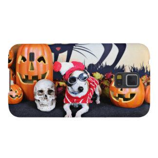 Halloween - galgo italiano - Waldo Carcasa Para Galaxy S5