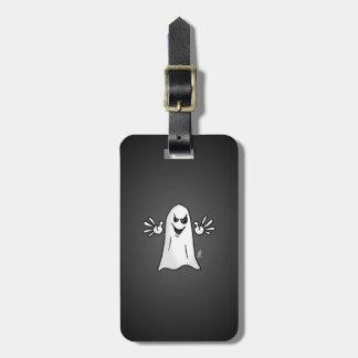 Halloween Ghost Bag Tag