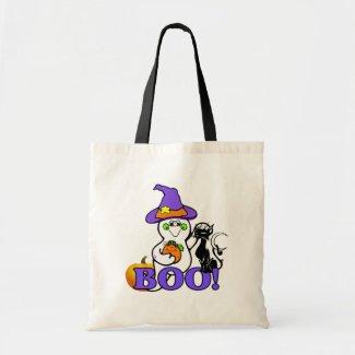 Halloween Ghost Boo bag