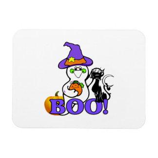 Halloween Ghost Boo Magnet