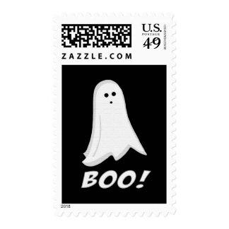 Halloween Ghost Boo Postage