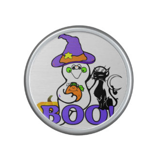 Halloween Ghost Boo Speaker