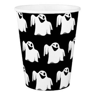 Halloween Ghost Cartoon Illustration 09 Paper Cup