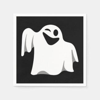 Halloween Ghost Cartoon Illustration 09 Paper Napkin