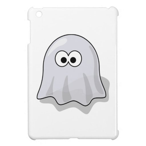 Halloween Ghost Case For The iPad Mini