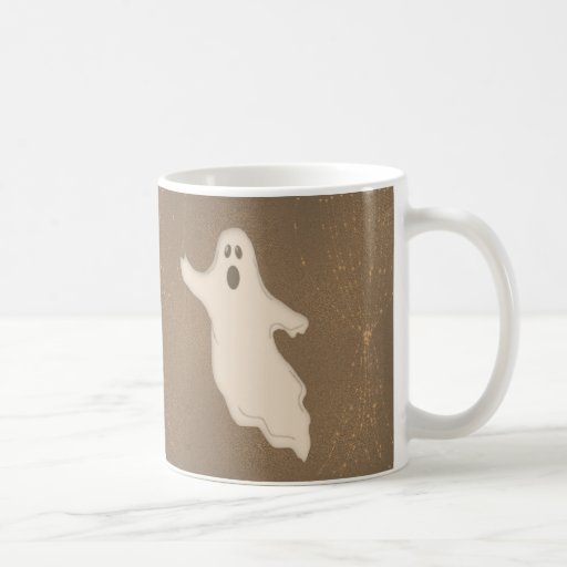 Halloween Ghost Coffee Mug