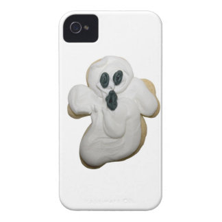 Halloween Ghost cookie Case-Mate iPhone 4 Cases