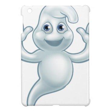 Halloween Themed Halloween Ghost Cute Cartoon Character Cover For The iPad Mini
