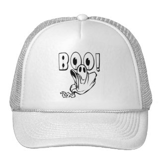 Halloween Ghost Floating Your Way Hats