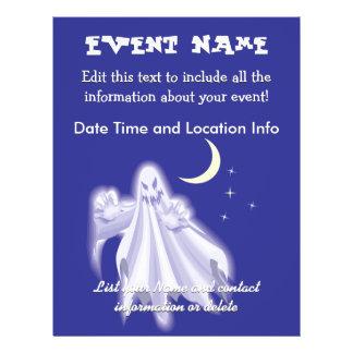 Halloween Ghost Flyer