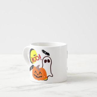 Halloween Ghost Friends Espresso Cup
