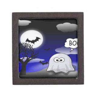 Halloween Ghost Gift Box