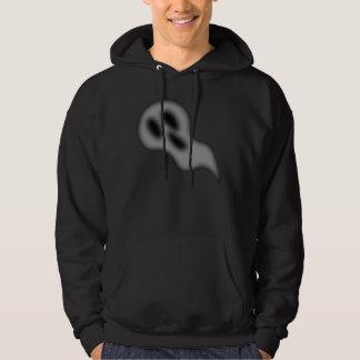 Halloween Ghost Hooded Sweatshirt
