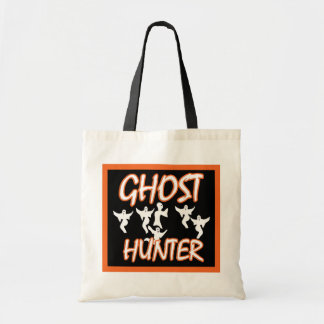Halloween Ghost Hunter Trick or Treat Bag