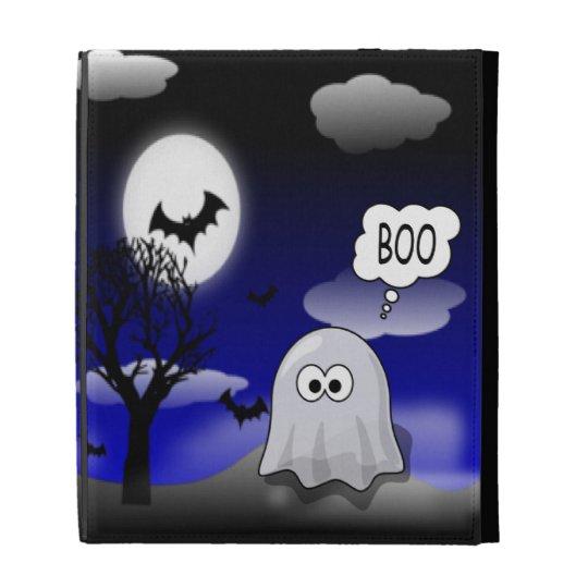 Halloween Ghost iPad Cases