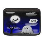 Halloween Ghost MacBook Sleeve