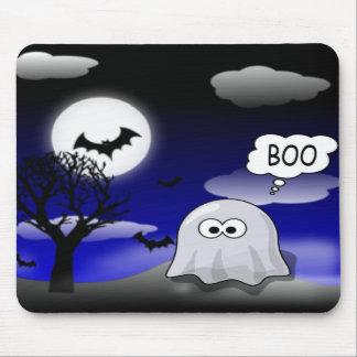 Halloween Ghost Mousepads