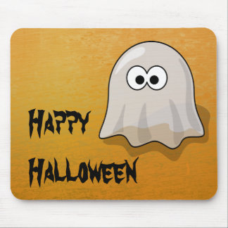 Halloween ghost mouse pads