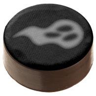 Halloween Ghost Oreo Cookie Chocolate Dipped Oreo