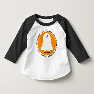 Halloween Ghost Personalized Shirt