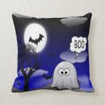 Halloween Ghost Pillow