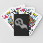 Halloween Ghost Playing Cards