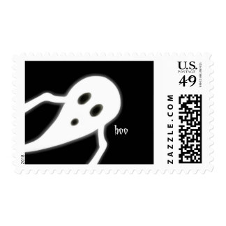 Halloween Ghost Postage
