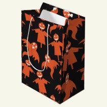 Halloween Ghost & Sacrecrow Gift Bags