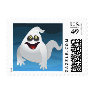 Halloween Ghost stamps