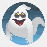 Halloween Ghost stickers