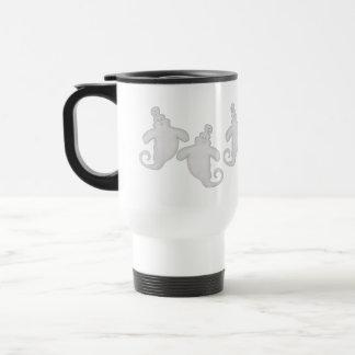 Halloween Ghost Travel Mug