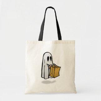 Halloween Ghost Trick or Treat Bag