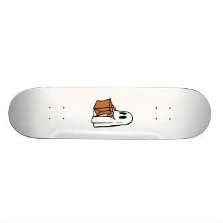 Halloween Ghost Trick-or-Treat Skateboard