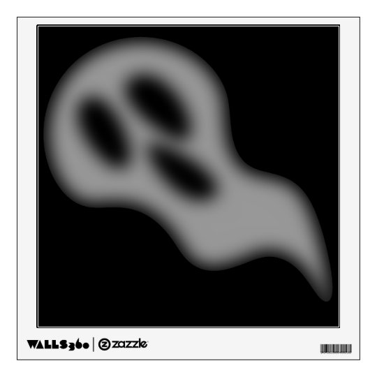 Halloween Ghost Wall Decals