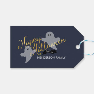 Halloween Ghosties - gift tags Pack Of Gift Tags