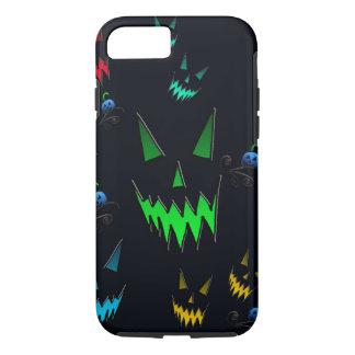 Halloween Ghostly Jack O' Lanterns iPhone 8/7 Case