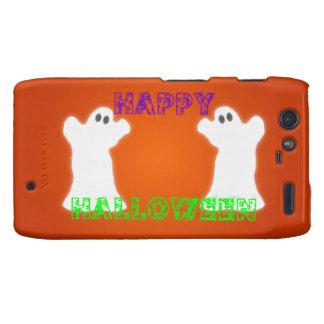 Halloween Ghosts Motorola Droid RAZR Case