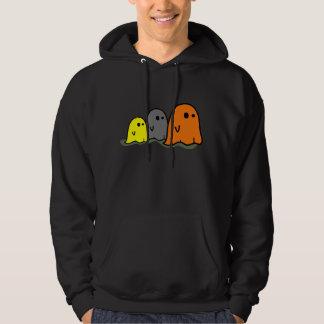 Halloween Ghosts Cute Hooded Sweatshirt