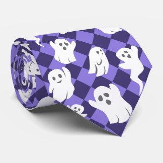 Halloween Ghosts Neck Tie